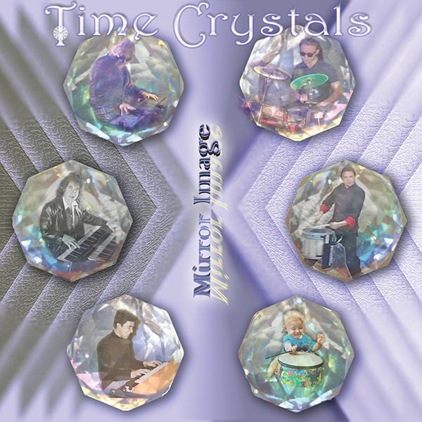 Time Crystals CD Cover