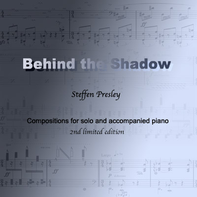 Behind the Shadow CD Cover